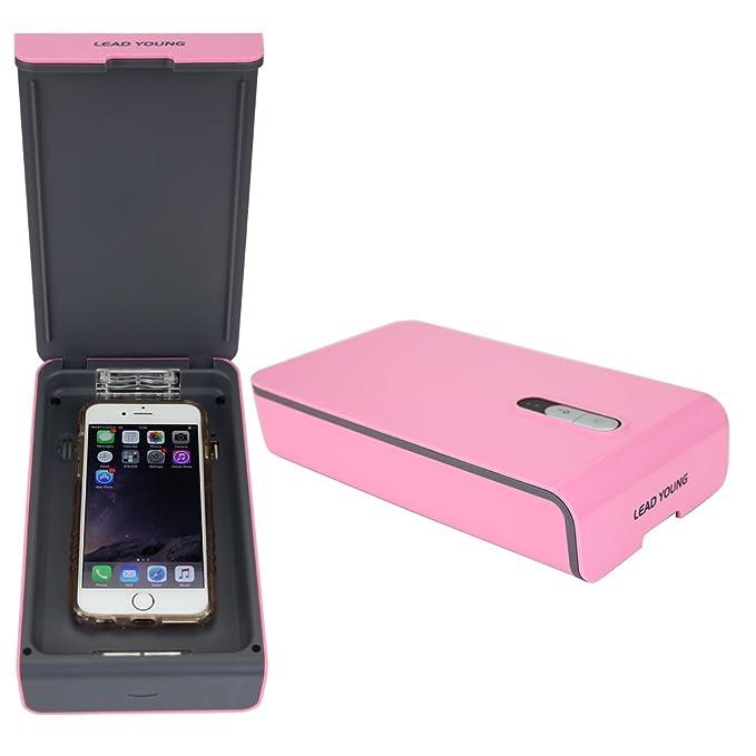 Teléfono Móvil desinfectante UV luz teléfono celular ...