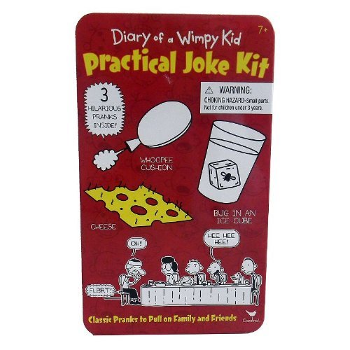 Diary of a Wimpy Kid / Practical Joke Kit (Diary Of A Wimpy Kid Action Figures)