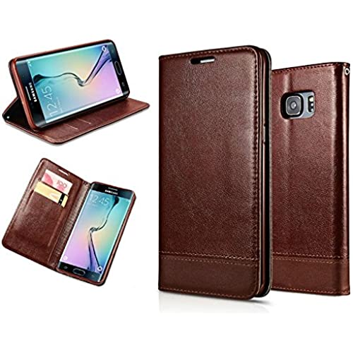S7 Case, Myriann Galaxy S7 Wallet Case, Luxury PU Leather Case Flip Cover with Card Slots & Stand For Samsung Sales