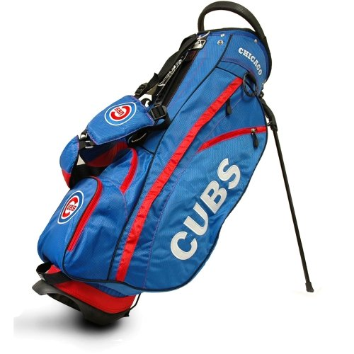 MLB Chicago Cubs Fairway Golf Stand Bag (Golf Towel Chicago Cubs)