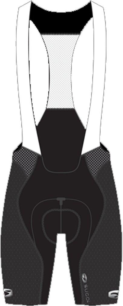 Sugoi RSE Bib Short - Men's Black Large