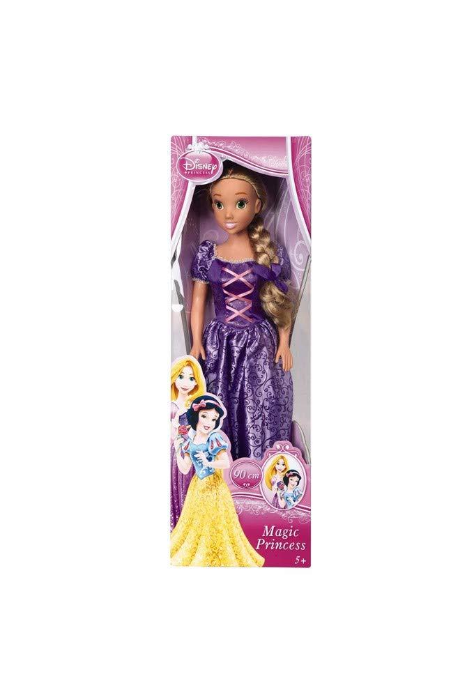 colores increíbles Bambola Rapunzel gigante 90 90 90 cm di Giocheria HDG70085  barato y de alta calidad