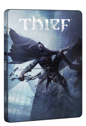 Thief - Limited Edition Metal Case with Bonus Bank Heist Mission (Xbox 360) (Heist Games For Xbox 360)