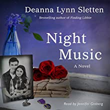 Night Music: A Novel Audiobook by Deanna Lynn Sletten Narrated by Jennifer Groberg