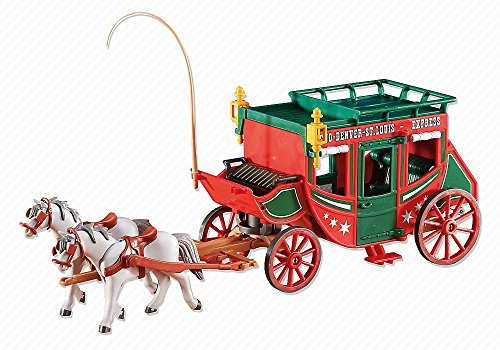 PLAYMOBIL® 6429 Stagecoach, Multicolor