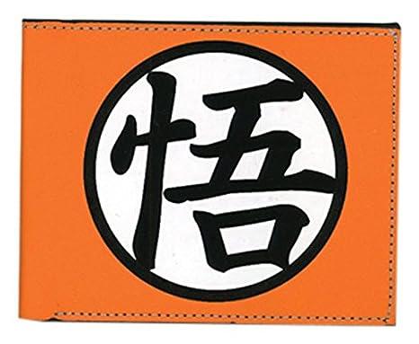 Gran entretenimiento oriental dragon ball z goku símbolo cartera: Amazon.es: Juguetes y juegos