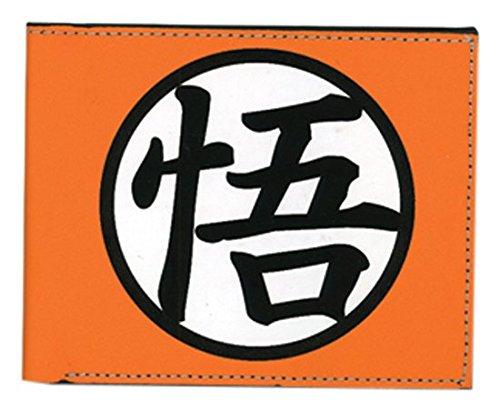 Great Eastern Entertainment Dragon Ball Z Goku Symbol Wallet