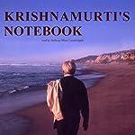 Krishnamurti's Notebook   Jiddu Krishnamurti