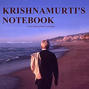 Krishnamurti's Notebook Audiobook