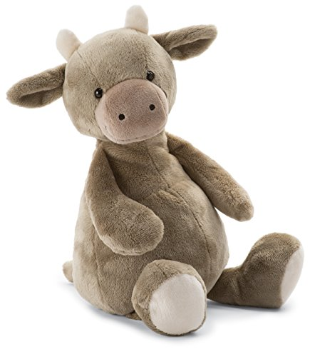 Jellycat Mellymoo Cow, Medium, 16 inches