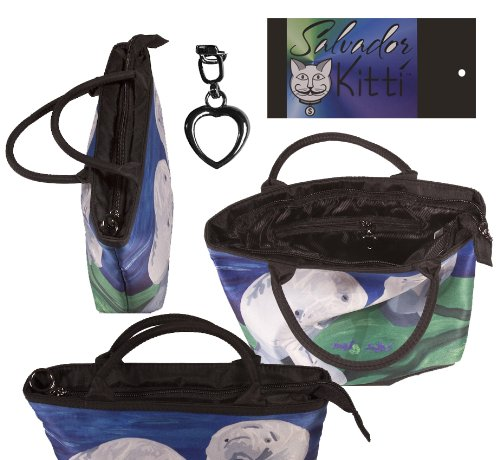 Panda Small Handbag and Coin Purse - Matching Gift Set - Great for Young Girls by Salvador Kitti (Image #7)