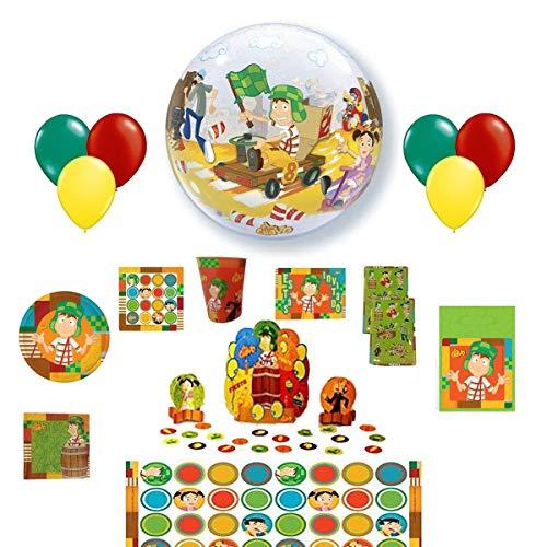 El Chavo Del Ocho Birthday Party Supplies by Guaranteeing100percentTM