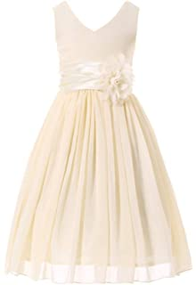 887d5e6af10 HAPPY ROSE Chiffon Prom Party Dresses Bridesmaid Dress Flower Girl s ...