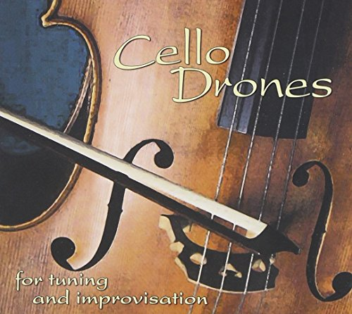 Price comparison product image Cello Drones for Tuning and Improvisation