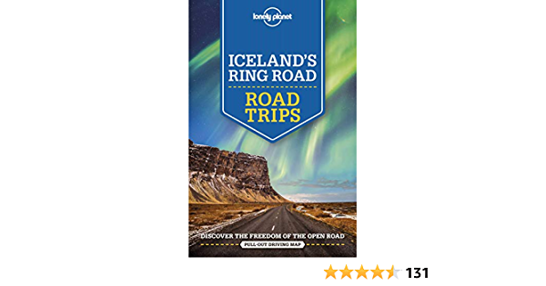 Lonely Planet Icelands Ring Road Travel Guide Idioma Inglés ...