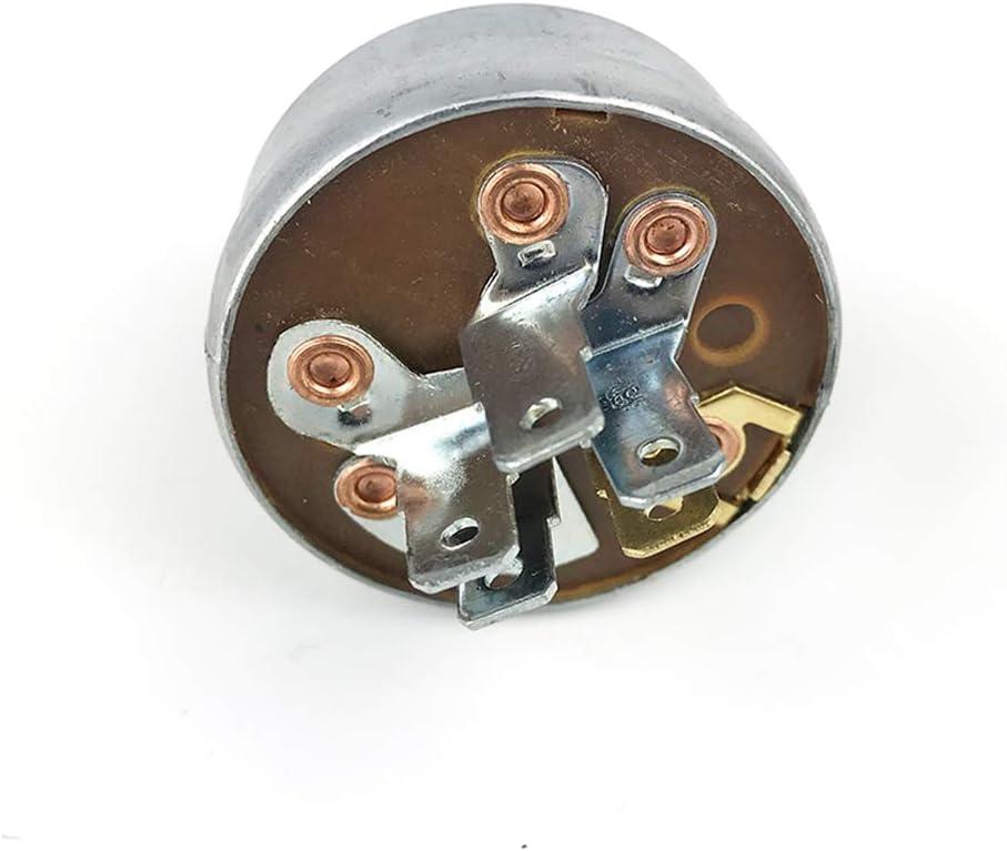 Deinbe 5 Pernos Tractor para c/ésped del cortac/ésped de Encendido del Interruptor de Arranque 725-0.267 725-0267A 925-0267 925-0267Aplata