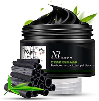 Silvercell Bamboo Charcoal Deep Clean Mask Remove Peel Off Anti Face Mud Mask (A1)