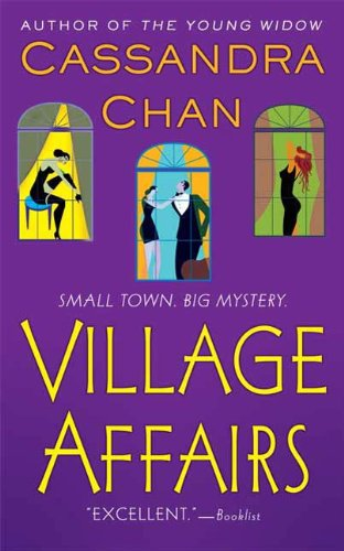 Village Affairs (Bethancourt and Gibbons Mysteries Book 2)