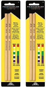 Prismacolor Blender Pencils 2-Packs of 2 Pencils (4 Pencils Total)
