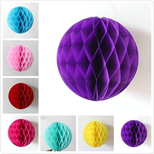 5 pcs 15 cm (6 pulgadas) Centro de Mesa de bolas Lámparas de ...