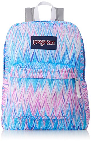 JanSport SuperBreak Backpack (Painted Chevron) by JanSport
