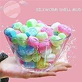 OVERMAL Toy Colorful Styrofoam Foam Balls Slime Tool For Slime Making Art DIY Craft