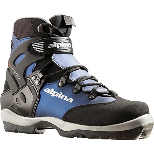 Nordic Boot Women - 37 - Black/Blue (Alpina Tour Boots)