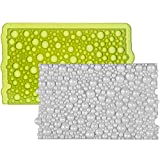 Marvelous Molds Pretty in Pearls Simpress Silicone Mold | Cake Decorating | Fondant Gum Paste Icing