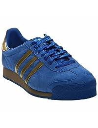 Adidas Samoa VNTG Men US 11 Blue Sneakers