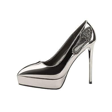 d41a8e77f338a パンプス 痛くない 脱げない 歩きやすい 靴 ヒール 黒 ブラック 美脚 疲れにくい ポインテッド