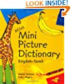 Milet Mini Picture Dictionary: English-Tamil