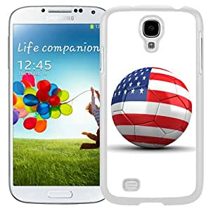 USA Soccer 18 (2) Hottest Customized Design Samsung Galaxy S4 Cover Case