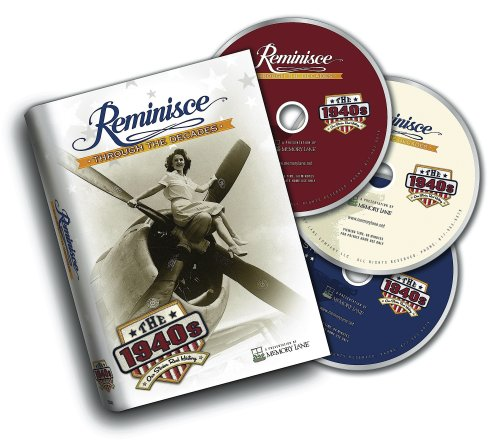 - Reminisce Through The Decades - The 1940s