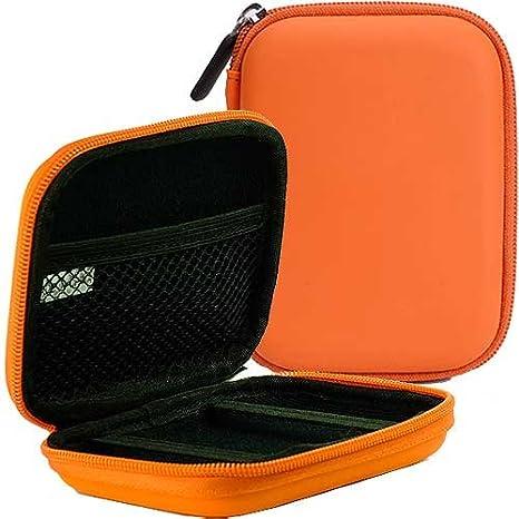 ROTRi Estuche para Disco Duro Externo Western Digital My Passport Essential / WD Elements Portable material EVA duro resistente - verde: Amazon.es: Informática