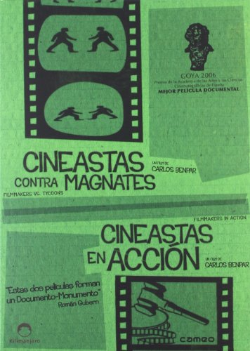 Pack: Cineastas Contra Magnates + Cineastas En Acción DVD: Amazon ...