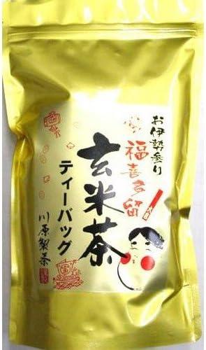 川原製茶 福喜多留 玄米茶 5g×40包