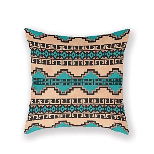 Hihigh Custom Throw Pillow Cover Cotton Pillowcase Square Cu
