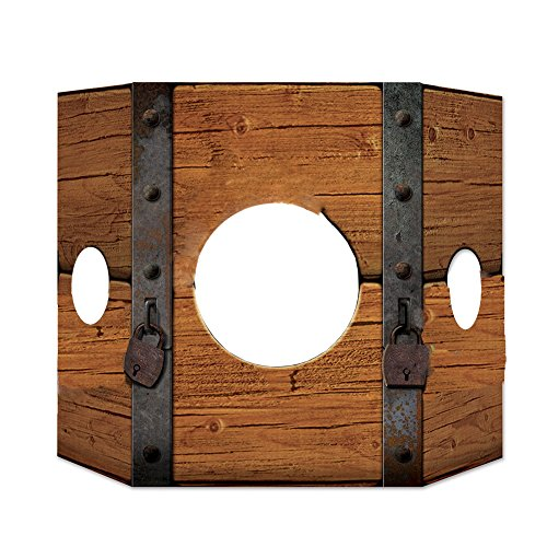 Medieval Stockade Photo Prop -