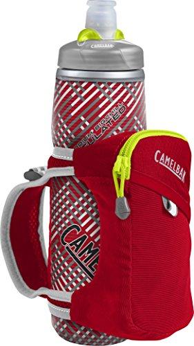 CamelBak Quick Grip Chill 21 oz Water Bottle, One Size, Crim