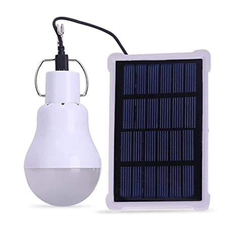 Elelight Portable Solar Led Bulb Lights Solar Powered Chicken Coops