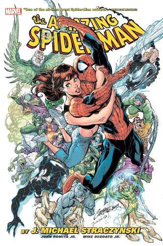 Amazing Spider-Man by J. Michael Straczynski Omnibus Vol. 1 by Marvel