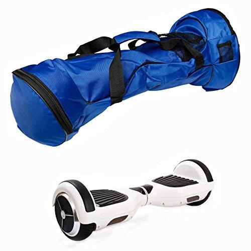 CAMTOA 10 Zoll Scooter Tragetasche, Tragbare 2 Räder Selbst Balancing intelligente Elektroroller Skateboard Schutztasche/Handtasche/Bag