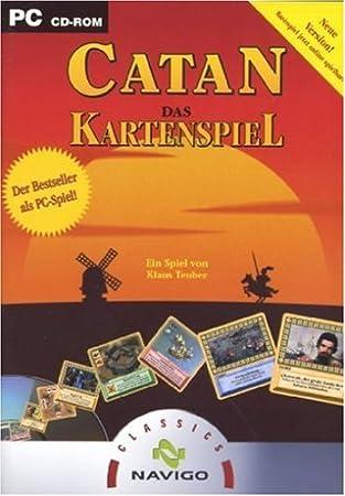 catan-das kartenspiel edutainment: catan-das kartenspiel: Amazon.es: Música