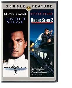 Under Siege / Under Siege 2: Dark Territory [Import]