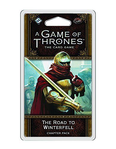 A Game of Thrones: The Card Game 2nd Edition - The Road to Winterfell Chapter (Road Pack)