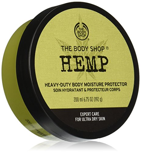 Body Shop Hemp Hand Cream