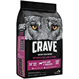 Crave Grain Free With Protein From Lamb And Venison Dry Adult Dog Food, 4 Pound Bag