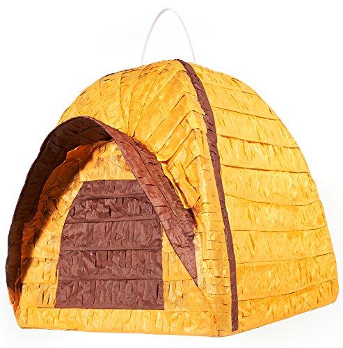 Let's Go Camping Pinata Party ()