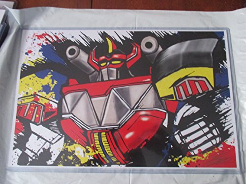 POWER RANGERS MEGAZORD !!! 11