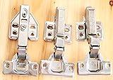 LBY 304 Stainless Steel Hinge Cabinet Door Hinge